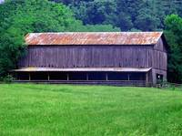 Barn in the Green