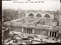 Penn Station Vintage Photograph (1910)