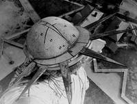Statue of Liberty Aerial Photograph (1920)