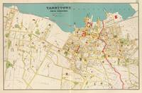 Vintage Map of Tarrytown New York (1893)