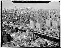Manhattan Black and White Photograph