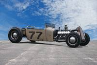 Rat Rod Pickup 'V12 Zephyr'