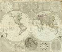 Vintage Map of The World (1787)