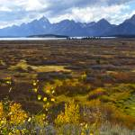 """Teton View 2 Jackson Lake Lodge6350"" by KerstPhoto"