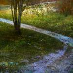 """park path early spring"" by rchristophervest"