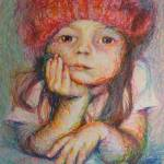 """Red Hat"" by nancymauerman"