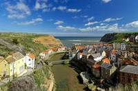 The Seaside Village of Staithes (40347-RDA)