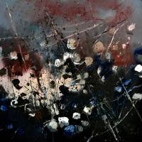 abstract 4451504 Art Prints & Posters by pol ledent