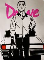 Alternative movie poster - Drive