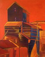 Country Landmark_26x16_Acrylic on Canvas_Susan Owe