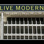 """Live Modern Poster"" by WilshireImages"