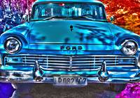 1950's Cuba Ford