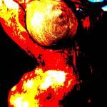 """""""Pop Art Nude Torso"""" by brianraggatt"""