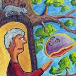 """""""The Sage and the Messenger"""" by Rudy"""