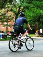 Police Bicycle Patrol