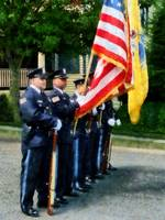 Police Color Guard