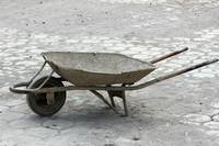 Construction Wheelbarrow