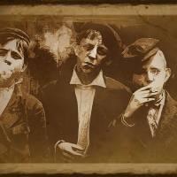 smokers Art Prints & Posters by Susan Vineyard