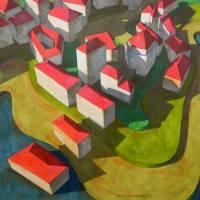 virtual model Art Prints & Posters by federico cortese