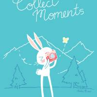 Collect Moments Art Prints & Posters by Indre Bankauskaite