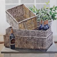 CABERNET Art Prints & Posters by Ruth Driedger