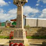 """War Memorial, Staithes (40381-RDA)"" by rodjohnson"