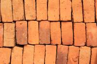 Drying Adobe Bricks