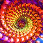"""Colorful spiral"" by gavila"