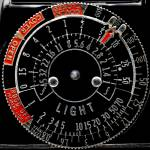 """Old Exposure Meter Dial"" by WilshireImages"