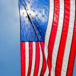 """""""US Flag_Old Town Alexandria"""" by danlward"""