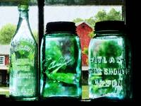 Bottles and Canning Jars