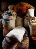 Sacks of Feed