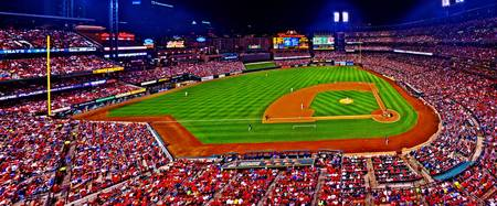 Night Baseball at Busch Sept 2014