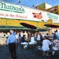 """Nathans The Original"" by Paul Coco"