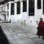 """Tibet Monk"" by cneartgallery"