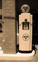 Route 66 Vintage Gas Pump