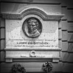 """Beethoven Budapest Plaque"" by WilshireImages"