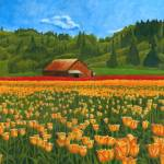 """Tulip Farm"" by dominicwhite"