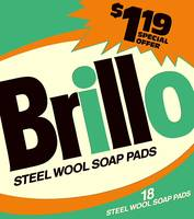 Brillo Box Package Colored 7 - Warhol Inspired
