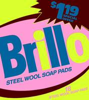 Brillo Box Package Colored 9 - Warhol Inspired