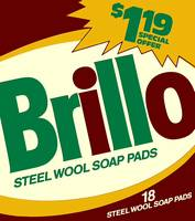 Brillo Box Package Colored 3 - Warhol Inspired
