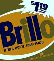 Brillo Box Package Colored 11 - Warhol Inspired