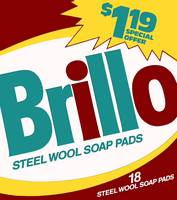 Brillo Box Package Colored 6 - Warhol Inspired