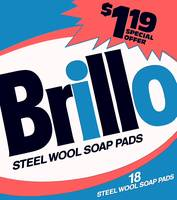 Brillo Box Package Colored 10 - Warhol Inspired