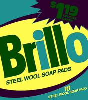 Brillo Box Package Colored 13 - Warhol Inspired