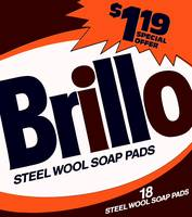 Brillo Box Package Colored 16 - Warhol Inspired