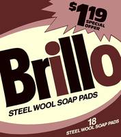 Brillo Box Package Colored 14 - Warhol Inspired