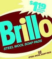 Brillo Box Package Colored 18 - Warhol Inspired