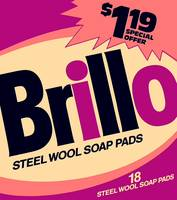 Brillo Box Package Colored 19 - Warhol Inspired