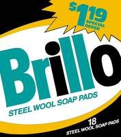 Brillo Box Package Colored 22 - Warhol Inspired